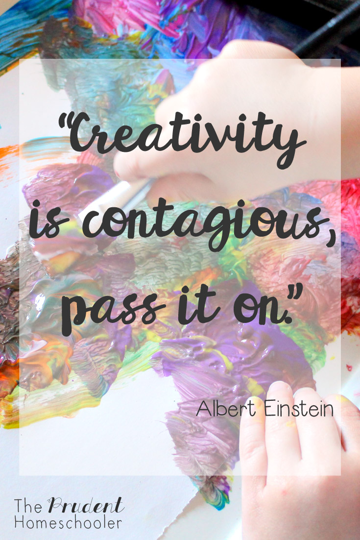 How do you express your creativity? Go ahead, and be contagious!!