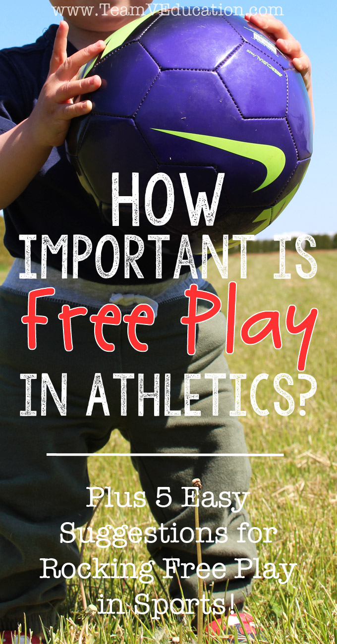 """Believe in the importance of free play in athletics! Can we begin to develop a growth mindset in children at an early age? And what is """"executive function""""?!"""