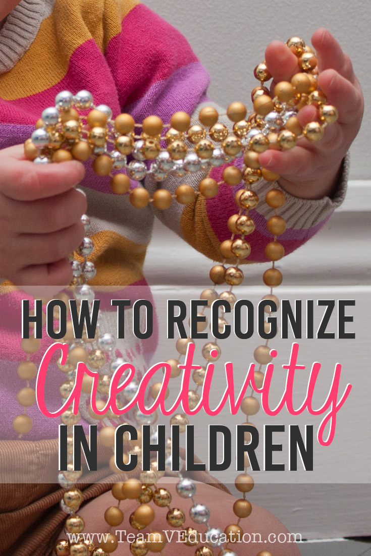 Creativity is at the heart of our kids. They are a masterpiece of ideas, interests, and individuality. How do we recognize creativity in children?